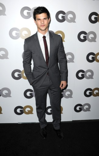 """arrives at the 15th annual """"GQ Men of the Year"""" party held at Chateau Marmont on November 17, 2010 in Los Angeles, California."""
