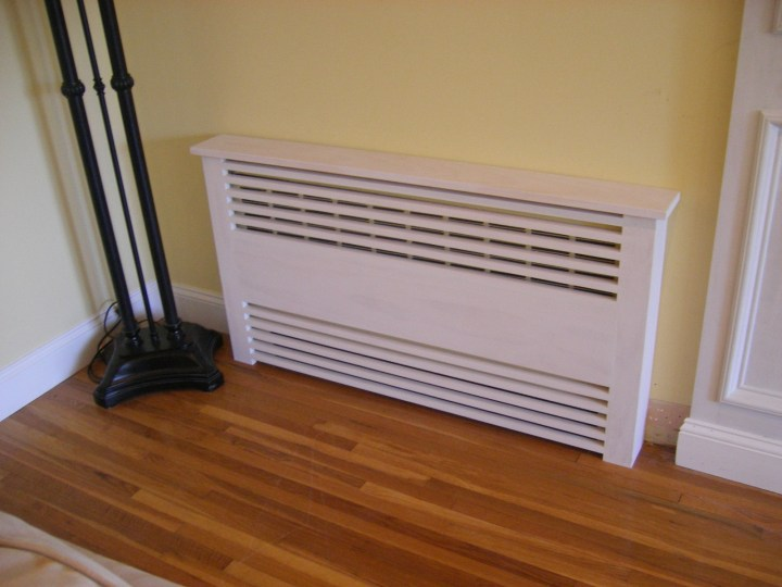 custom wood radiator