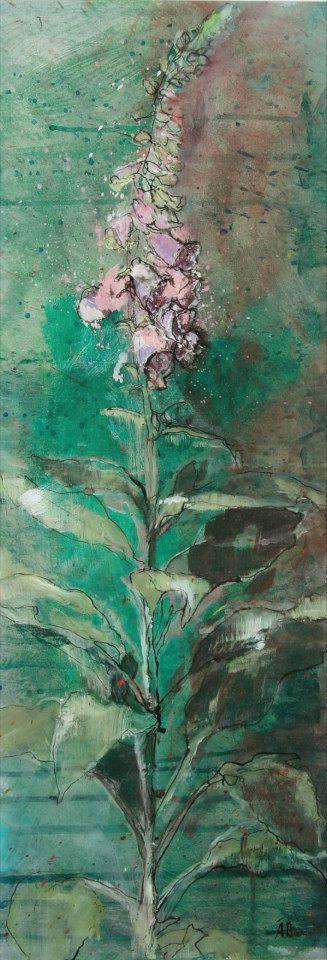 Foxglove by Aine Divine