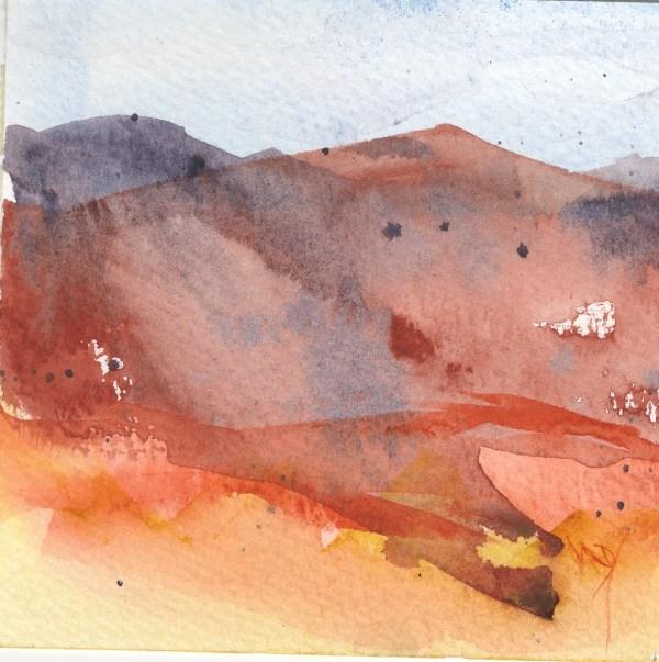 Little Landscapes - Hot Sands