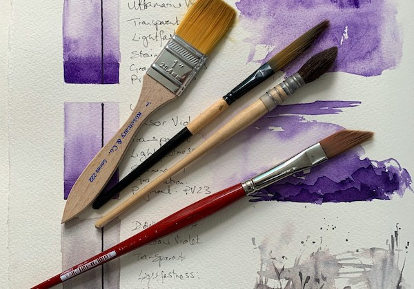 Watercolour wishlist - gifts for artists