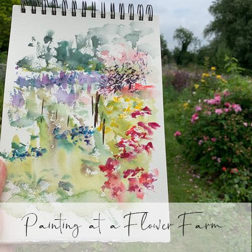 workshops VM flower farm