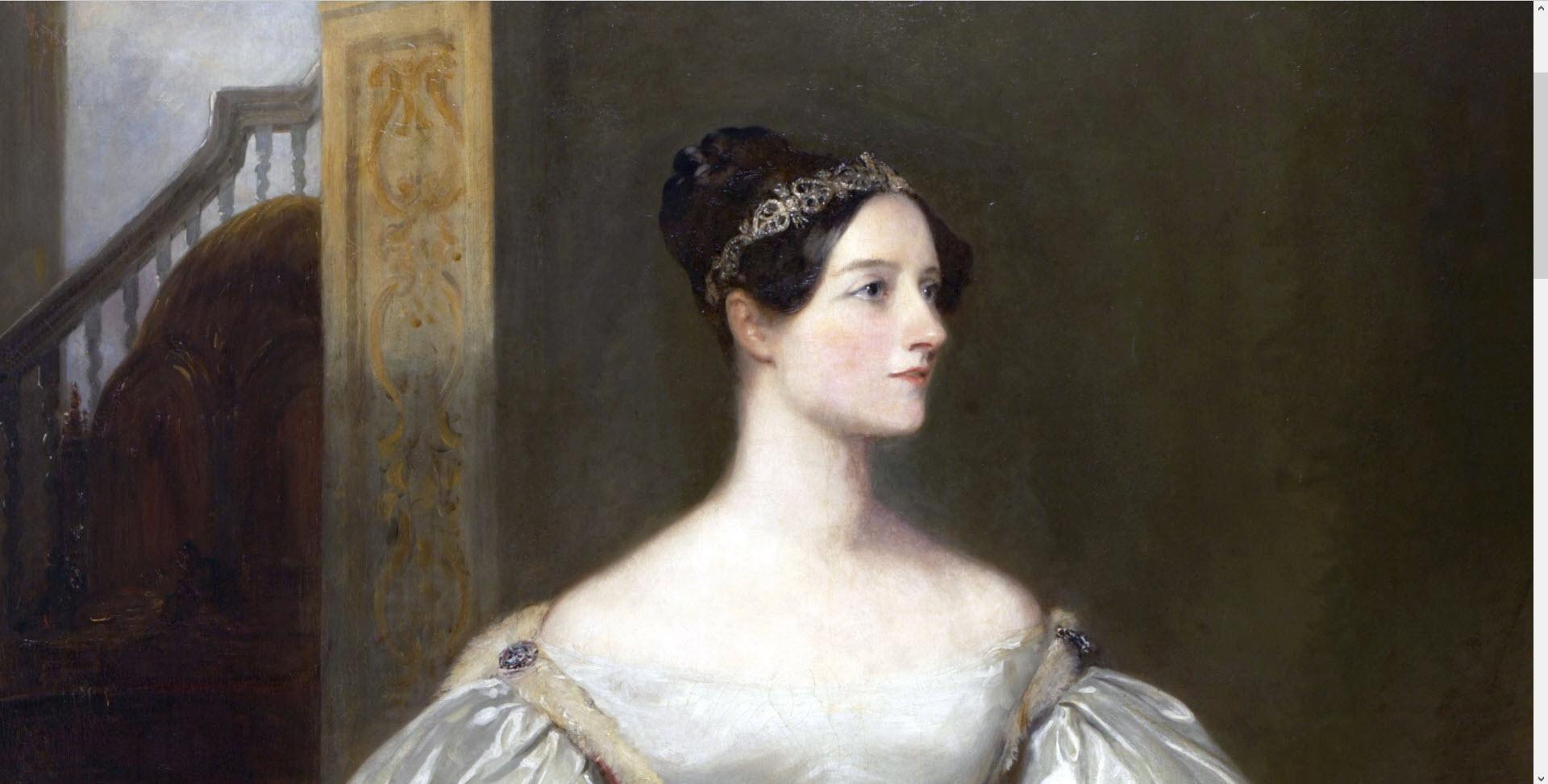 Ada Lovelace: la primera programadora de la historia