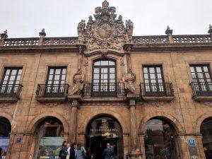 Hotel de la Reconquista -