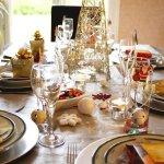 Menu de fêtes de fin d'année #2