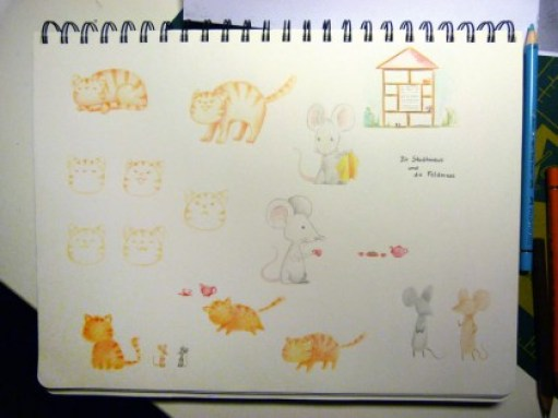 sketch-cat-and-mouses