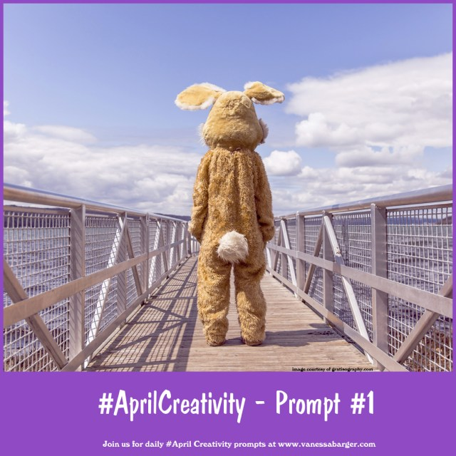 April Creativity Prompt 1 2018