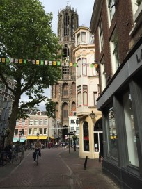 Utrecht, where the 2015 Tour de France started.