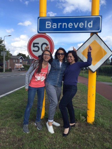 The Barnevelds in Barneveld, the Netherlands.