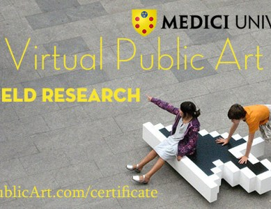 Activity No.37 – Virtual Public Art 199: Field Research