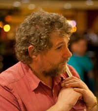 Robert Shearman-TV, radio, stage and short story writer