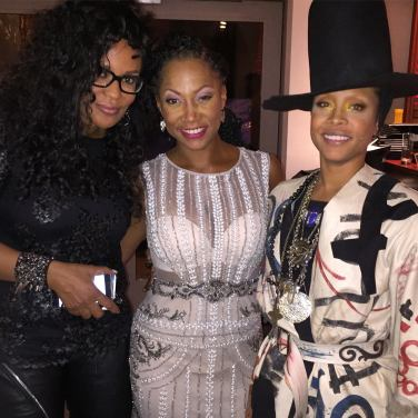 Vanessa Fraction Erykah Badu
