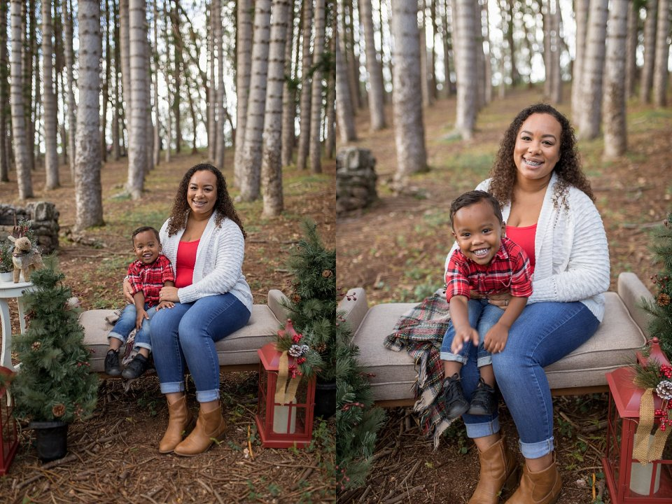 Forest Family Session
