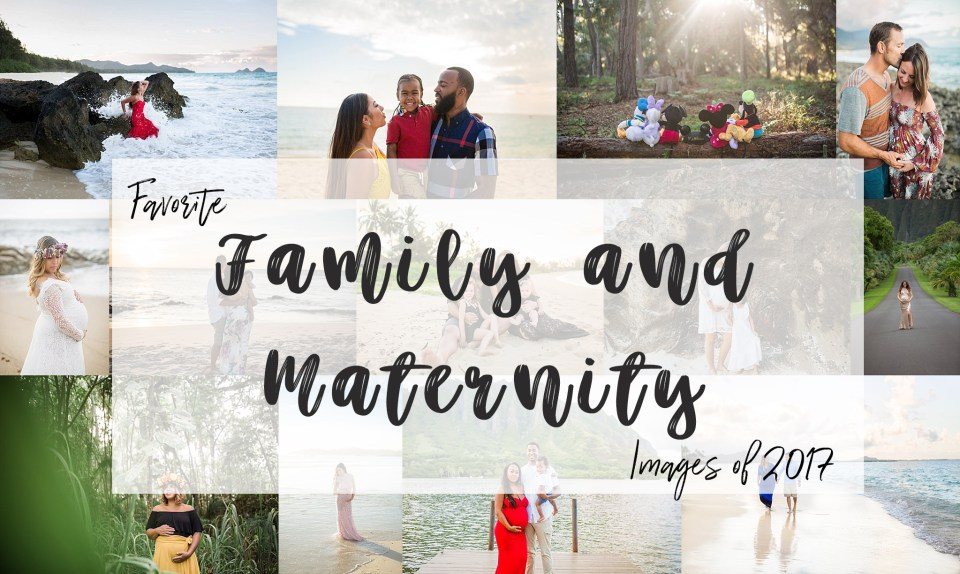 Favorite Family and Maternity Images 2017- Vanessa Hicks Photography