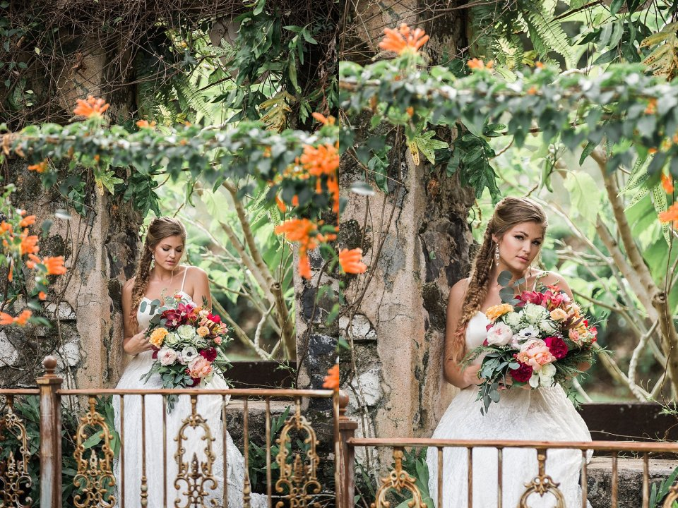 Stunning Wedding at Haiku Mill, Maui Hawaii Wedding Photographer