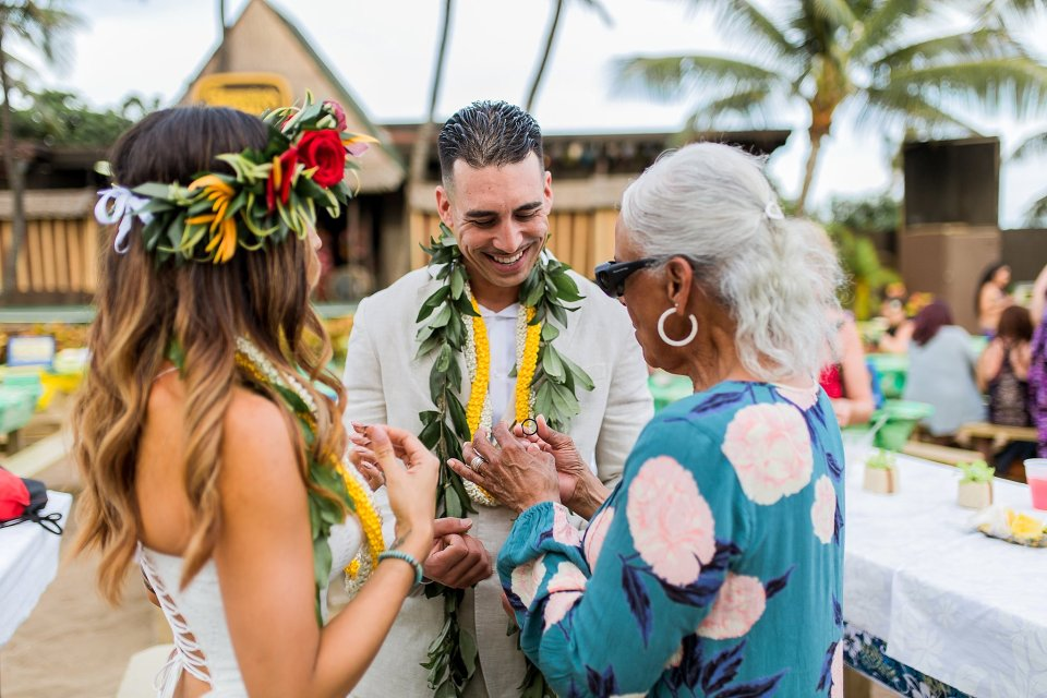 Weddings at Germaine's Luau