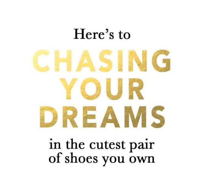 Chasing your dreams quotes