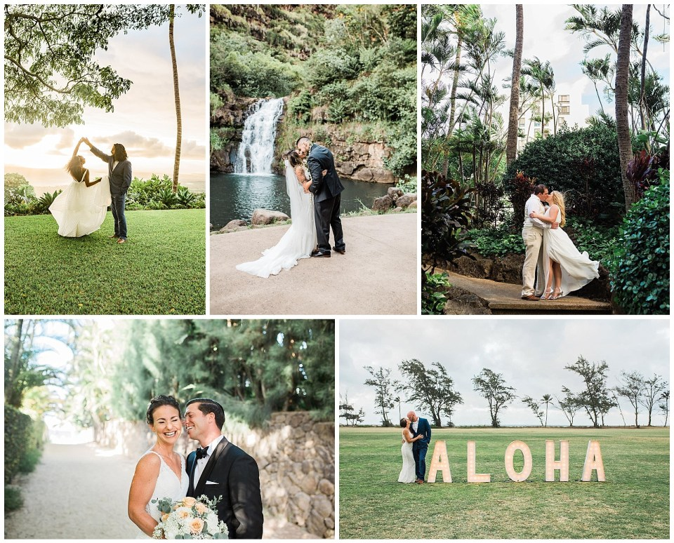 Vanessa Hicks Photography Hawaii Wedding Photographer