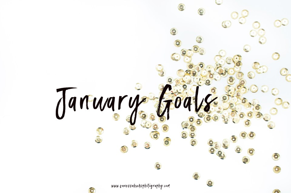 Goals for January 2019