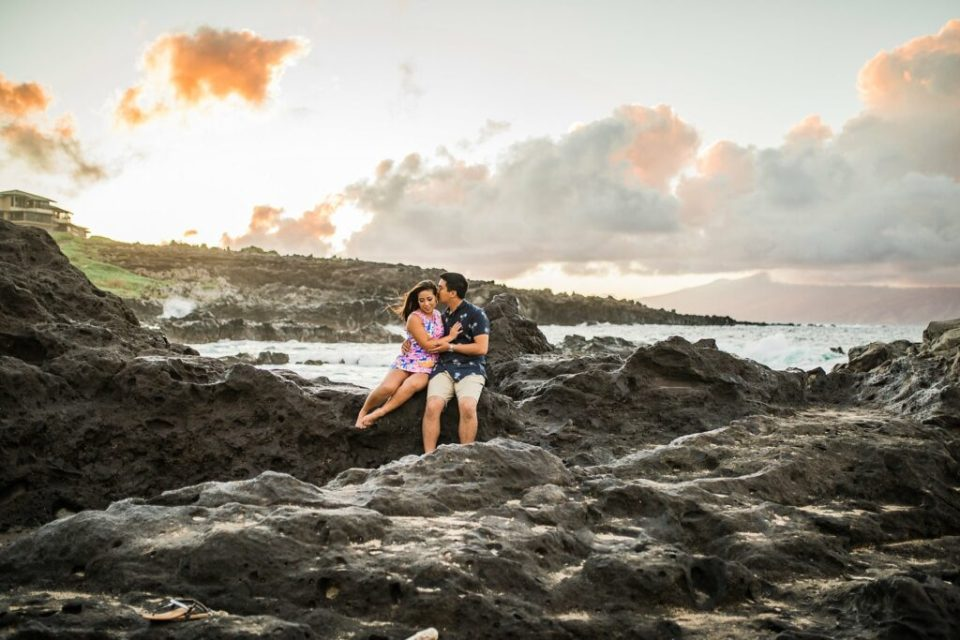 Emily and Troy Maui Engagement Session_ Vanessa Hicks Photography