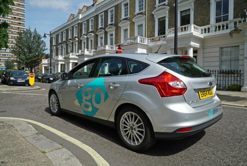 GoDrive is an on-demand, public car-sharing pilot. The service offers customers flexible, practical and affordable access to a fleet of cars for one-way journeys with easy parking throughout London.