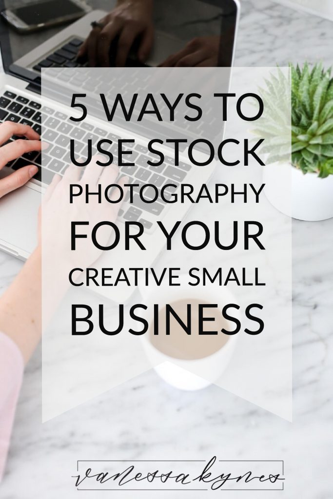 stock photography for your business- Vanessa Kynes