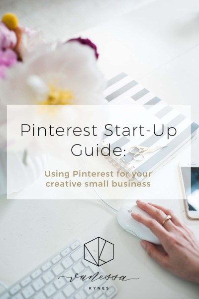 Are you using Pinterest for your small business? Pinterest is a powerful marketing tool for driving traffic and reaching new clients through pin exposure. Get my Free Pinterest Start-Up guide!