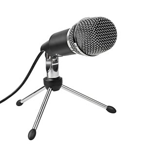 Microphones for podcasting