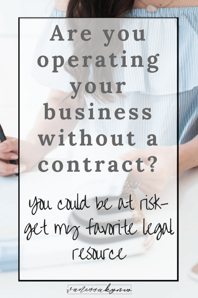 Is your creative business legally protected? Don't put yourself at risk with clients, collaborations, or sales. Get my favorite legal resources and contracts to protect your blogging or creative business. #legaltipsforcreatives #smallbusinesstips #weddingprofessionals #biztips #bloggertips #contracts