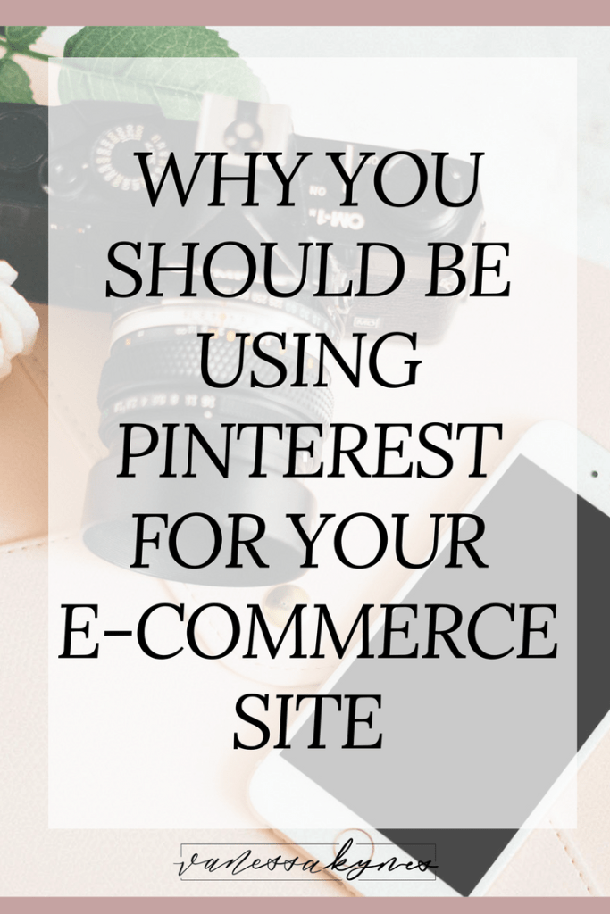 Pinterest the perfect place to get traffic for your e-commerce shop. The key to succeeding on Pinterest for e-commerce is creating consistent content through blogging about your products. I'm sharing top tips to drive traffic and boost sales to your site.