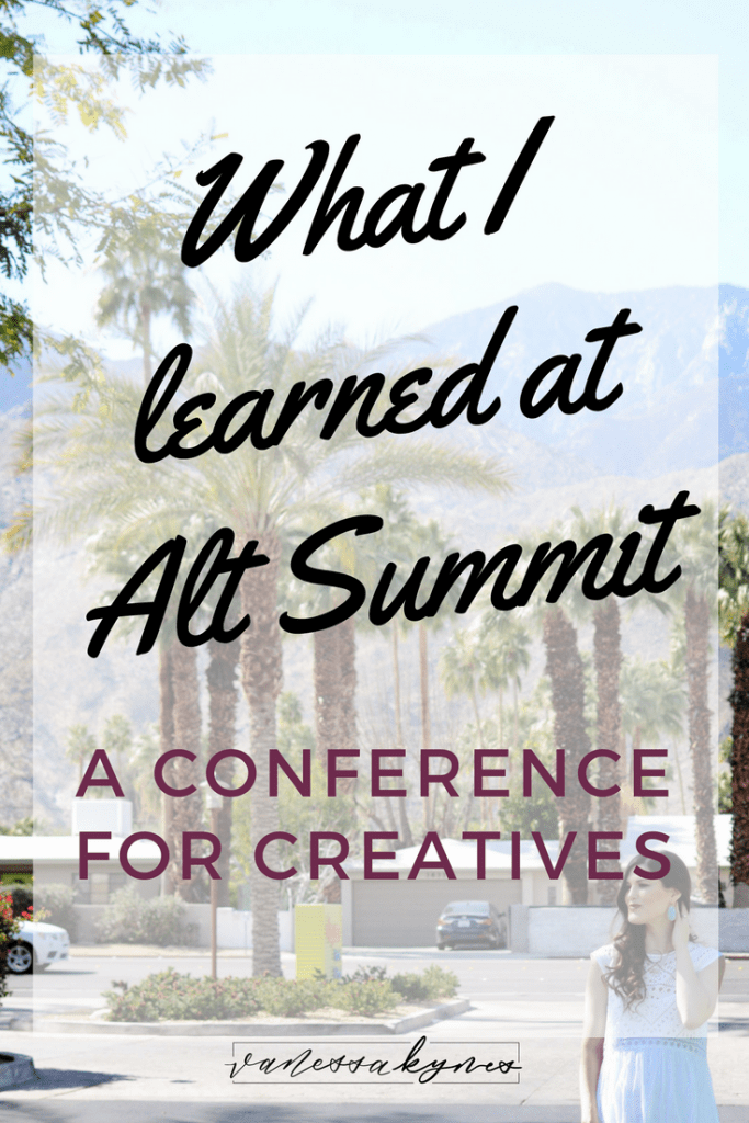 Alt Summit is a super fun conference for creative entrepreneurs. In this blog post, I'm sharing what I learned at Alt Summit and how to get visibility, connect and network at a creative conference.