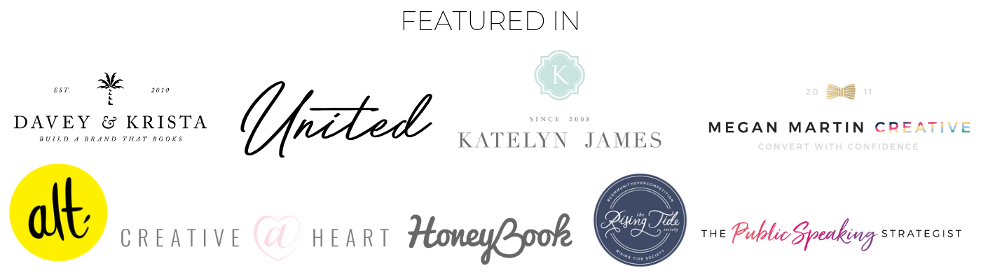Featured at United, Katelyn James, Alt and Creative at Heart- Vanessa Kynes