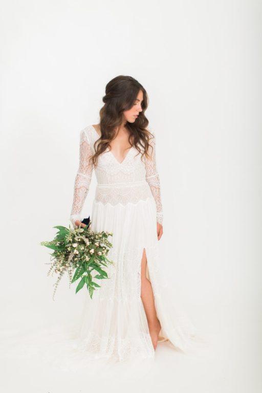 fine art photography bride - Vanessa Kynes