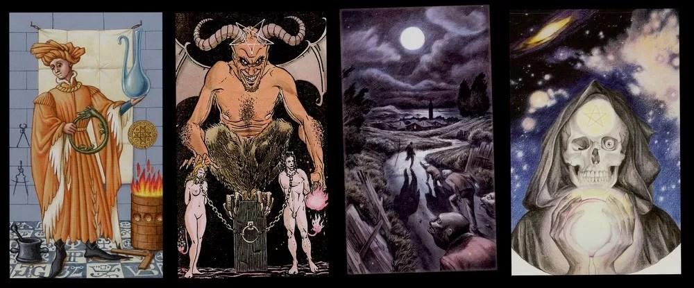 Mago/Diabo/Lua/Morte