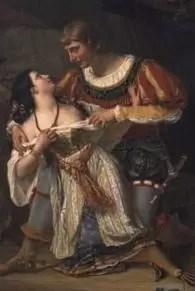 Phoebus e Esmeralda