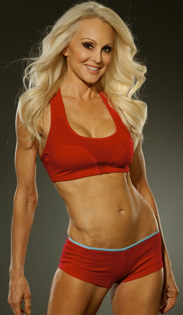 Donna Red Workout