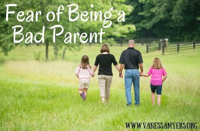 Fear of Being a Bad Parent