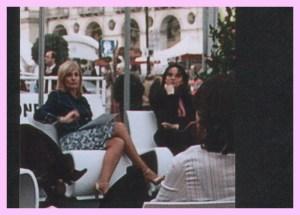 """Premio """"Rosa Ciocking"""" (Scuola Holden) con la scrittrice Alessandra Appiano"""