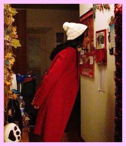 Sono una fan del Natale anche nell'abbigliamento