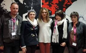 2013, bastidores da Love Songs Tour em Nantes