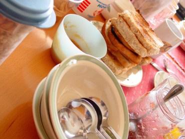 colazione bambini