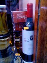Botella de Bodegas Aragonesas