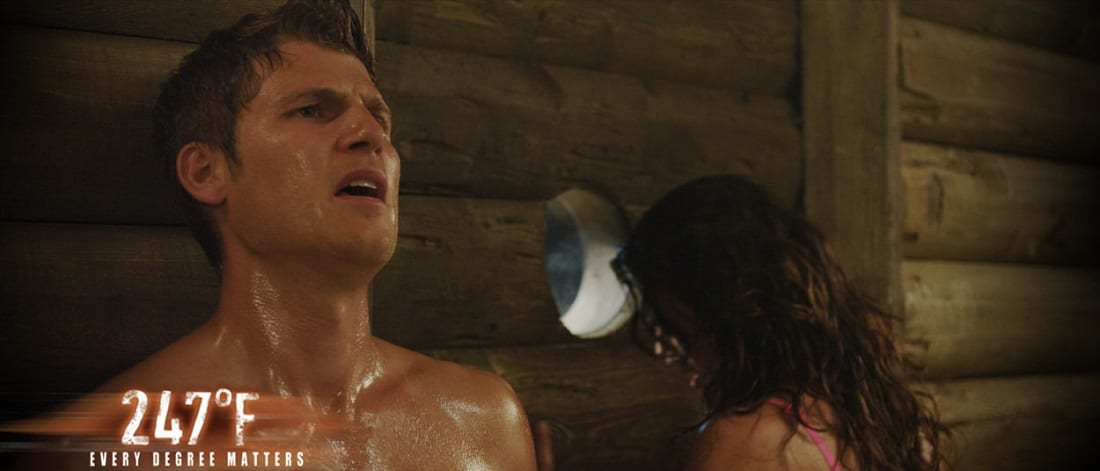 247°F In A Sauna With A Strong Female Protagonist | Mother of Movies