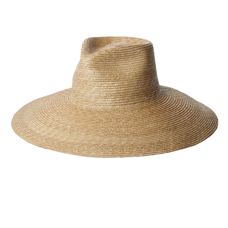 THE FEDORA STRAW HAT