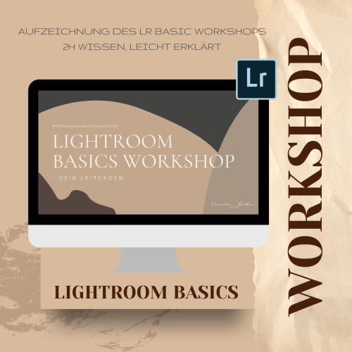 Lightroom Basic Workshop