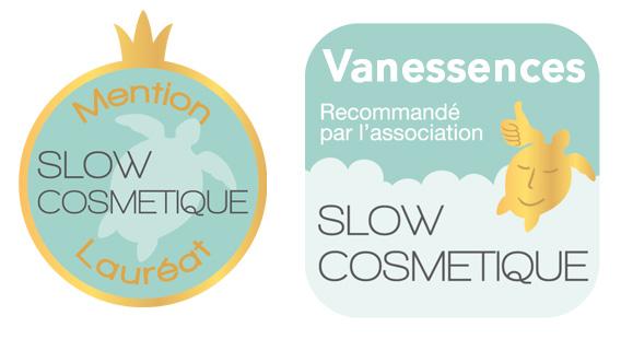 Mention Slow Cosmétique pour Vanessences aromatherapie et huiles essentielles bio