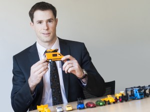 Transpoco CEO, Andrew Fleury