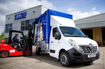 Morley Glass's Renault Trucks Masters