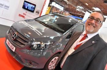 FTA's head of vans and LCVs Mark Cartwright