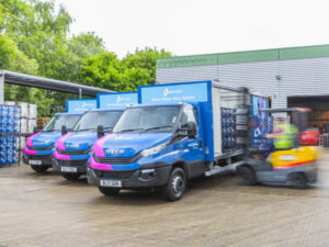 Fraikin drives fleet efficiency for Waterlogic